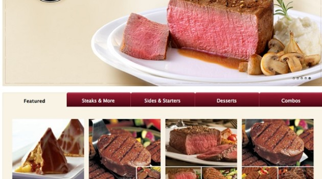 omaha steaks for HOMBRE Magazine 2