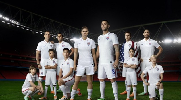 nike romeo3 US Soccer Uniform launch HOMBRE Magazine