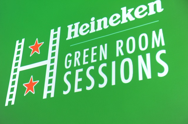 "Heineken Green Room Sessions Following Screening Of ""The Bachelor Weekend"""