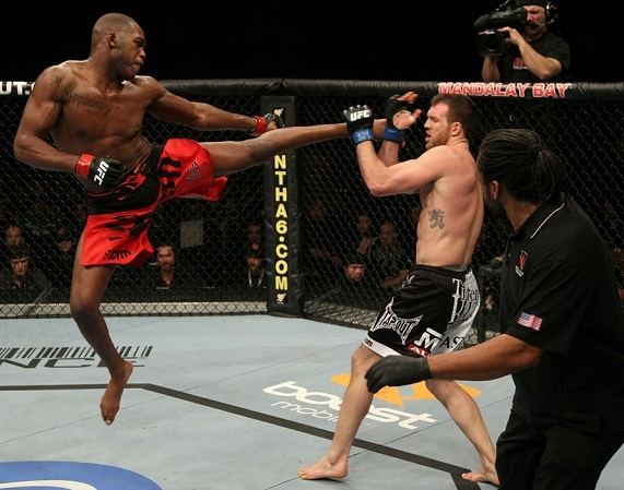 UFC light heavyweight champion Jon Jones 2