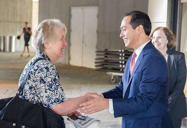 Julián Castro - Secretary for the U.S. Department of Housing and Urban Development HUD -  for HOMBRE Magazine 3