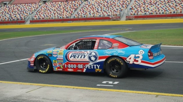 RICHARD PETTY charlotte-b