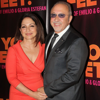 """On Your Feet! The Story of Emilio And Gloria Estefan"" Broadway Announcement"