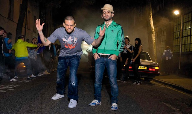 Calle 13 has 10 nominations in the 15th Annual Latin Grammy Awards