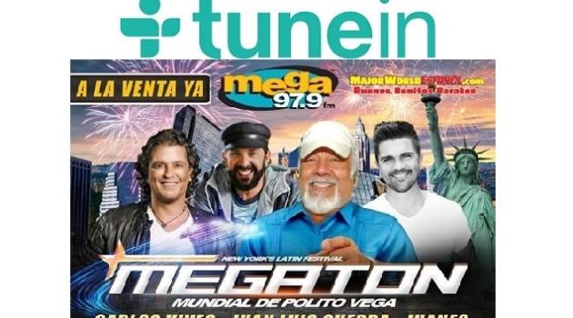 Megaton-NY tunein4a