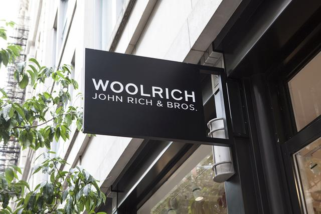 Woolrich Store Soho_Front-1 for HOMBRE Magazine