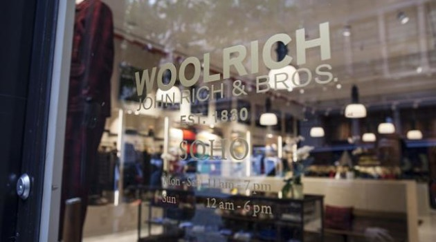 Woolrich Store Soho_Front-2 for HOMBRE Magazine