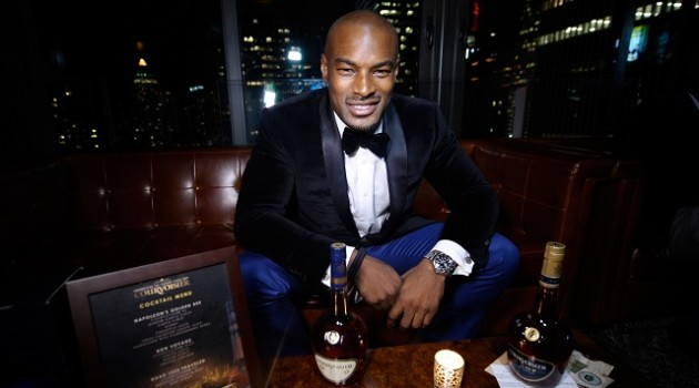 Courvoisier Launches Exceptional Journey Campaign With Tyson Beckford