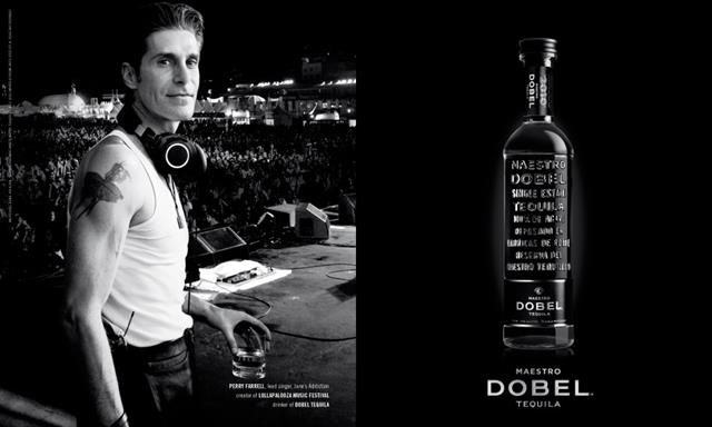 Perry Farrell the face of Maestro Dobel Tequila - HOMBRE Magazine 1
