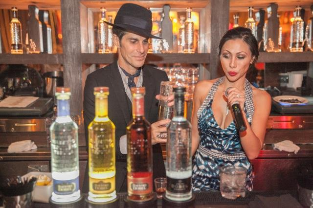 Perry Farrell the face of Maestro Dobel Tequila with Etty - HOMBRE Magazine 5