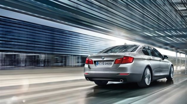 bmw 535 for HOMBRE Magazine background