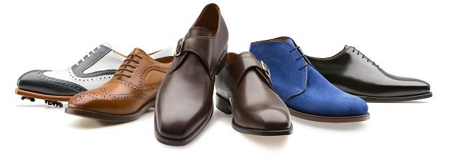 Left Shoe Shoe Array3 for HOMBRE Magazine