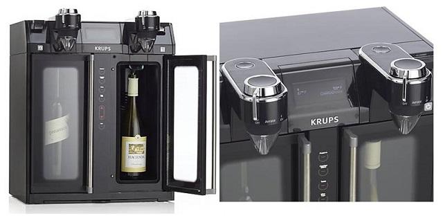 krups wine for HOMBRE Magazine