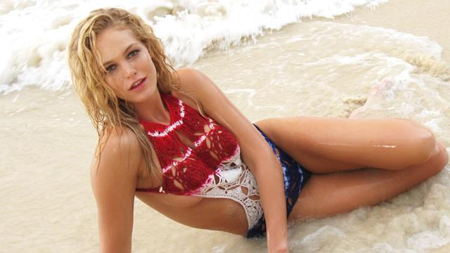 Erin Heatherton in the new Sports Illustrated Swimsuit Issue