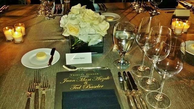 South Beach Wine & Food Festival's Tribute Dinner, at the Loews Miami Beach Hotel - for HOMBRE Magazine 4