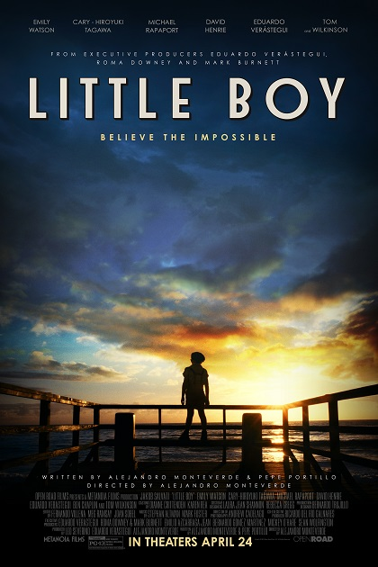 LITTLE BOY a- One-Sheet1