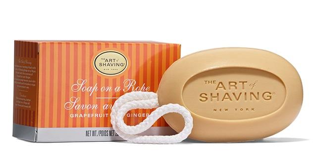 art of shaving soap