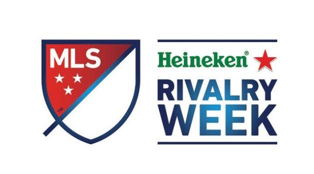 HEINEKEN USA Rivalry Week LOGO