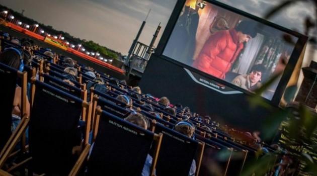 roftop cinema