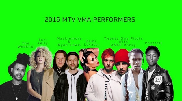VMA Performer Announcement 08 25 151