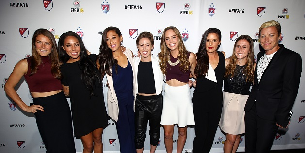 MLS: EA Launch Party