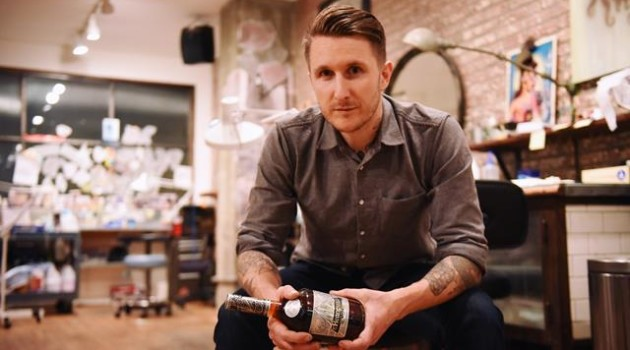 HENNESSY-Deluxe Edition Limitee Scott Campbell-for HOMBRE Magazine 6