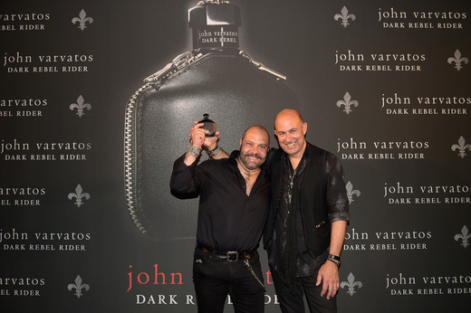 John Varvatos Dark Rebel Rider for HOMBRE Magazine 1