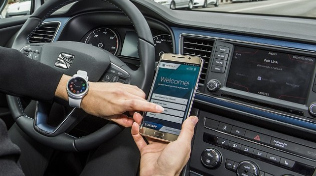 samsung Seat-Connect-App