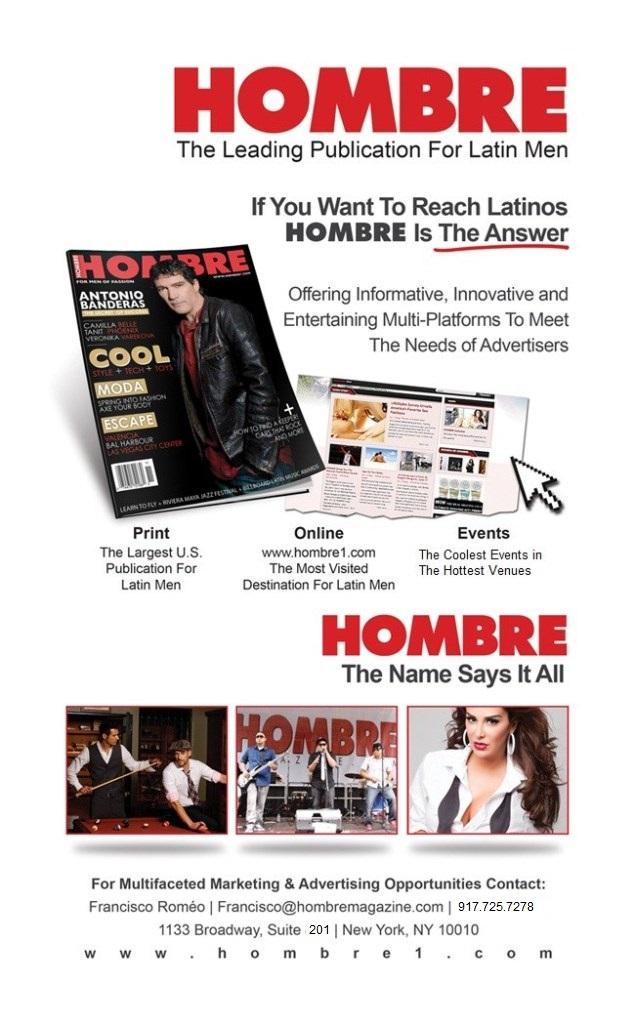 Hombre1 Hombre Media Kit